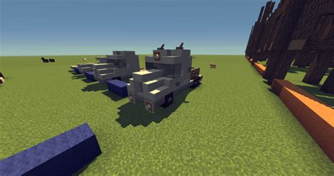 minecraft pickup truck how to build pick up truck minecraft project