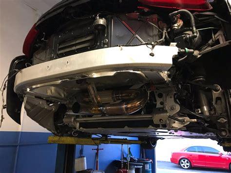 Bmw I8 Custom Exhaust