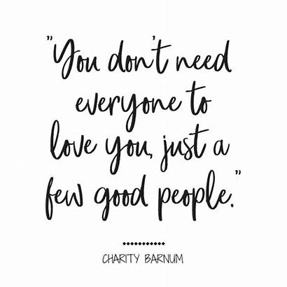 Showman Greatest Quotes Barnum Charity Everyone Need
