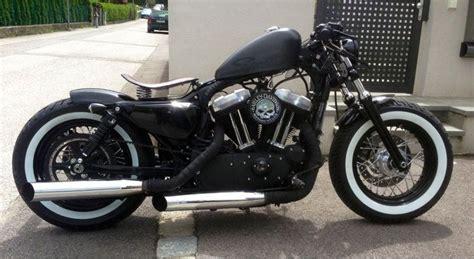 Harley Bobber Sportster Seat