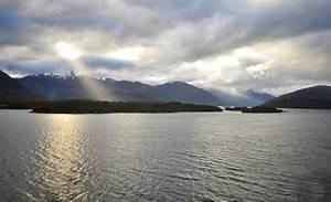 Lumire Au Dessus De La Patagonie Puerto Montt Ushuaia
