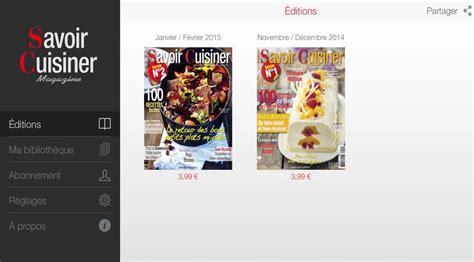 appli cuisine la nouvelle application savoir cuisiner savoir cuisiner fr