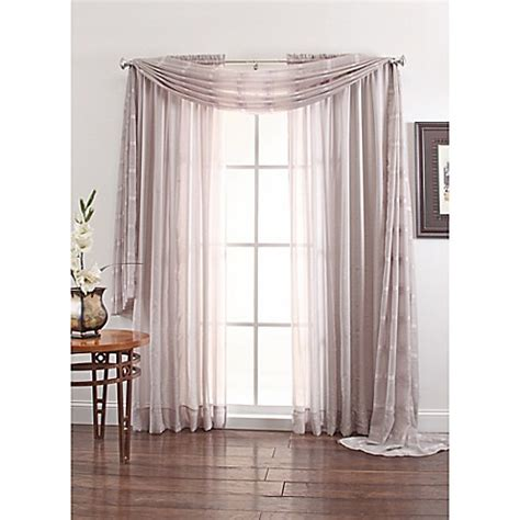 sheer curtains bed bath and beyond linen sheer curtains bed bath and beyond curtain