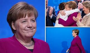 Merkel wins over own party but SPD could destroy ...
