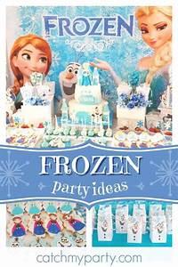 1091 best Frozen Birthday Party Ideas images on Pinterest