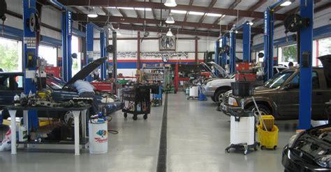 Why Build A Steel Auto Repair Shop?  Metal Prefab Buildings