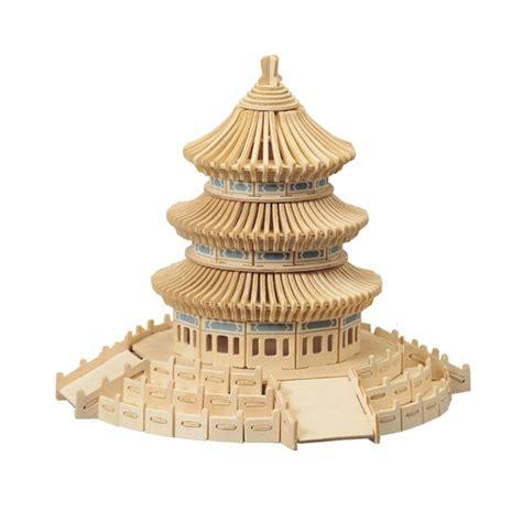 Puzzle Le Anleitung świątynia Nieba Puzzle 3d G Zagrajsam Pl