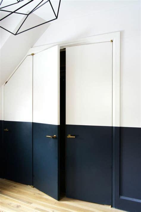 quel mur peindre en couleur dans une chambre nos astuces en photos pour peindre une pièce en deux