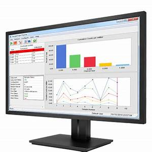Samplersight Pharma Particle Counter Software