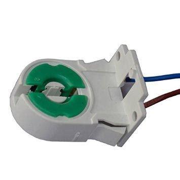 fluorescent light socket types 2017 pack of 20 non shunted t8 l holder socket
