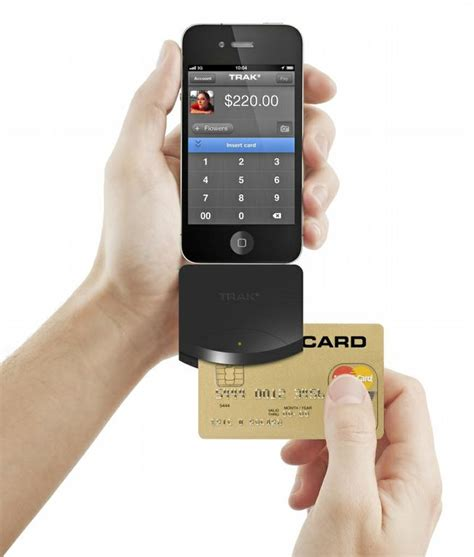 credit card reader for iphone trak secure credit card reader for iphone and miami