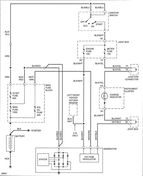 Alternator Wiring Help Miata Turbo Forum Boost Cars