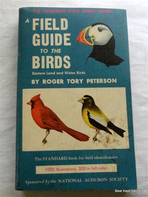 1947 a field guide to the birds eastern land and water
