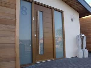 Modern Front Doors Welcoming You With Elegant Greetings