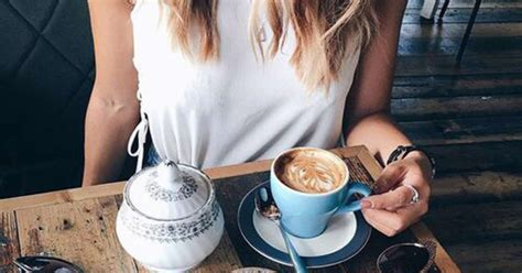 Coffee shop photoshoot with natural windiw light. 10 Super Cute Ottawa Cafes You Need To Visit With Your BFFs featured image