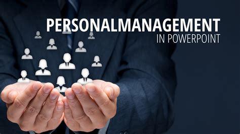 effektives personalmanagement mit powerpoint