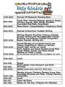 Best 25 kindergarten schedule ideas on pinterest for Kindergarten timetable template