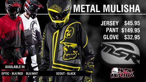 mulisha motocross boots 2014 msr mulisha gear youtube