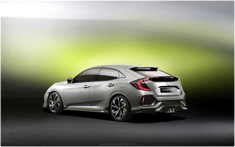 Honda Civic Hatchback Hd Picture by Civic Hatchback Honda Car Hd Wallpaper 9 Hd Wallpapers