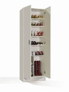 White Shoe Storage Cabinet With Doors Shoe Wardrobe Cupboard