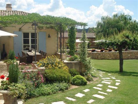 estilo rustico nuevos jardines rusticos