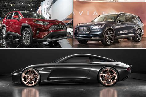 Best Cars Of The 2018 New York Auto Show