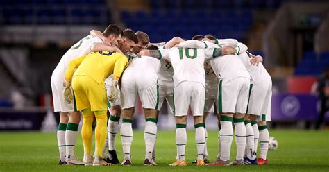 What time and TV channel is the Ireland v Bulgaria match ...