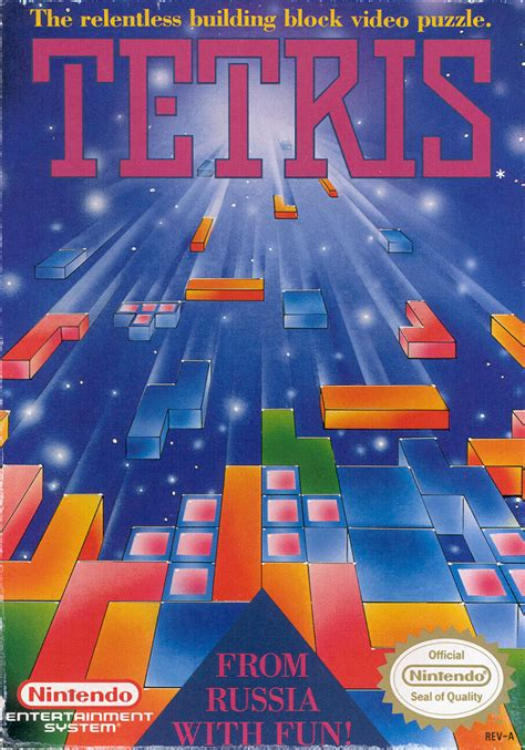 tetris  nes  mobygames