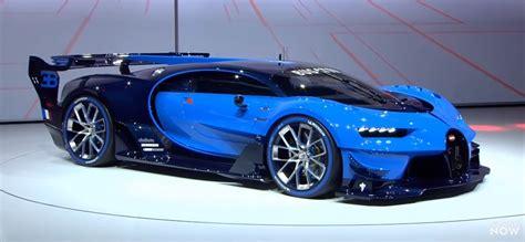 Bugatti Chiron Gt Vision by Bugatti Vision Gt Or Chiron Concept Supercars Uk