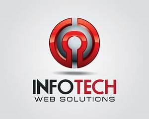 3D Information Technology Logo Designed by maestro99 ...
