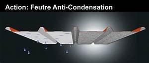 Bac Acier Anti Condensation : installation thermique tole toiture anti condensation heater ~ Dailycaller-alerts.com Idées de Décoration