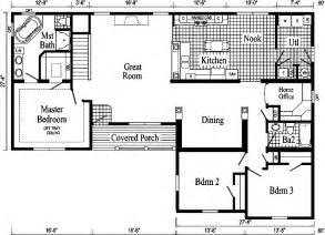 ranch style floor plans ranch style floor plans additional floor plan concept leroux brick ranch home plan house plans