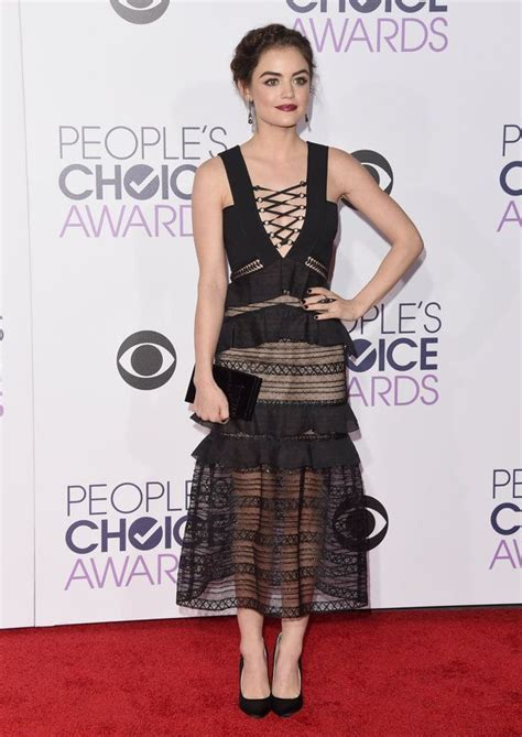 The Best Looks From The People's Choice Awards Red Carpet ...