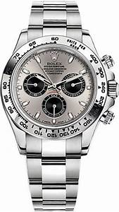 Rolex Serial Numbers Rolex Cosmograph Daytona White Gold Watch 116509