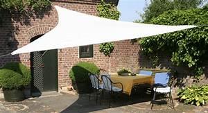 sichtschutz sonnenschutz fur terrasse garten und freizeit With französischer balkon mit garten segeltuch