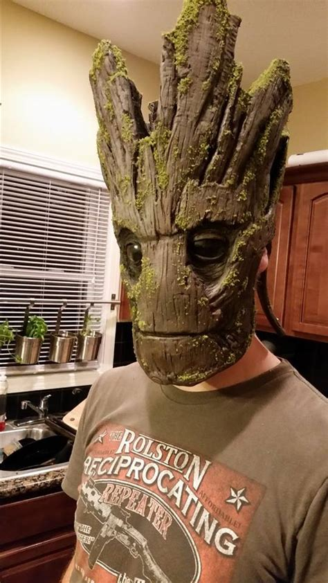 check    awesome groot costume major