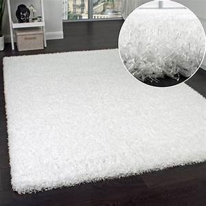 Langflor Teppich Weiß : hochflor teppiche ~ Frokenaadalensverden.com Haus und Dekorationen