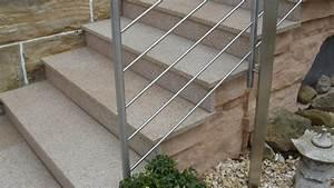 Beton Streichen Außen : au entreppe aus granit beton naturstein waschbeton ~ Lizthompson.info Haus und Dekorationen