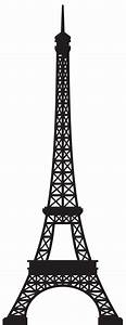 Gray clipart eiffel tower - Pencil and in color gray ...