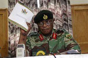 Zimbabwe military coup is illegal and illegitimate ...