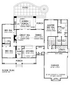 Harmonious Large Master Bedroom Floor Plans by Home Plan The Coleraine By Donald A Gardner Architects