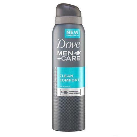 Dove Men Care Clean Comfort 150ml TGS09
