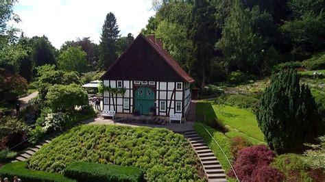 Botanischer Garten In Bielefeld, Luftaufnahmen Mit Yuneec