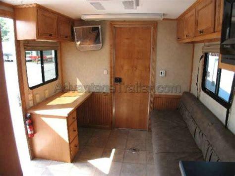 atc aluminum mobile officetoy hauler trailer