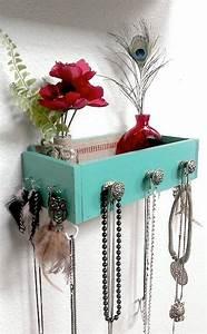 Idée Rangement Bijoux : 11 id es originales de rangement bijoux faire soi m me projets essayer rangement bijoux ~ Melissatoandfro.com Idées de Décoration