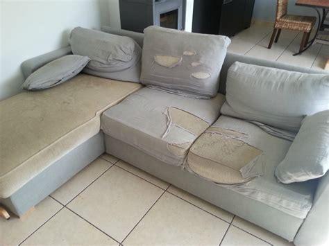housse de canapé cuir housse de canapé simili cuir