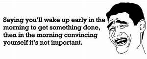 FUNNY EARLY MORNING WORK QUOTES image quotes at ...