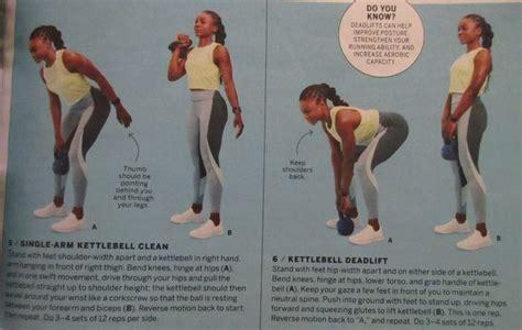 kettlebell exercises workout deadlift must