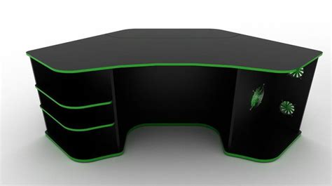 desks for gaming r2s remote lift hide monitors gaming desk project more