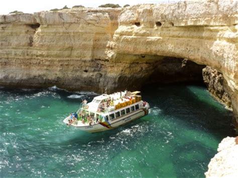 Catamaran Boat Trip Lagos by Algarve Seafaris In Albufeira Marina Algarve Portugal